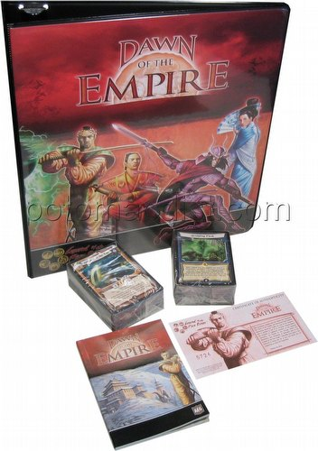 Legend of the Five Rings [L5R] CCG: Dawn of the Empire Set