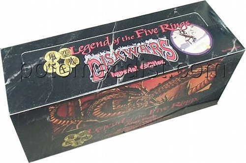 Legend of the Five Rings Disk Wars: Imperial Starter Box