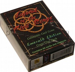 Legend of the Five Rings [L5R] CCG: Emerald Edition Crane Starter Deck