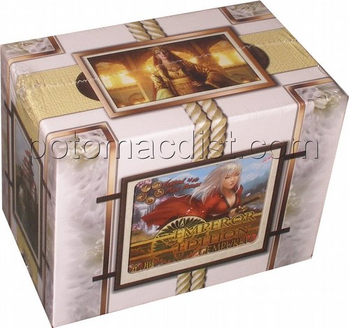 Legend of the Five Rings [L5R]: Emperor Edition Gempukku Booster Box