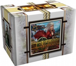 Legend of the Five Rings [L5R] CCG: Emperor Edition Gempukku Booster Box Case [10 boxes]