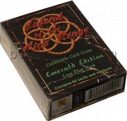 Legend of the Five Rings [L5R] CCG: Emerald Edition Lion Starter Deck