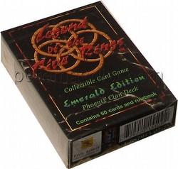 Legend of the Five Rings [L5R] CCG: Emerald Edition Phoenix Starter Deck
