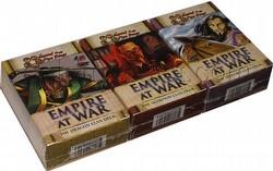 Legend of the Five Rings [L5R] CCG: Empire at War Starter Deck Set [Dragon, Scorpion, Unicorn]