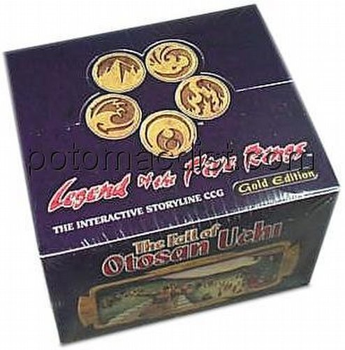 Legend of the Five Rings [L5R] CCG: Fall of Otosan Uchi Booster Box