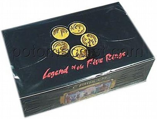 Legend of the Five Rings [L5R] CCG: Gold Booster Box [French]