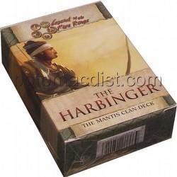 Legend of the Five Rings [L5R] CCG: The Harbinger Mantis Starter Deck