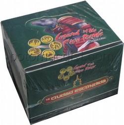 Legend of the Five Rings [L5R] CCG: Hidden City (La Ciudad Escondida) Booster Box [Spanish]