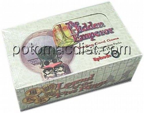 Legend of the Five Rings [L5R] CCG: Hidden Emperor Series 5 Booster Box