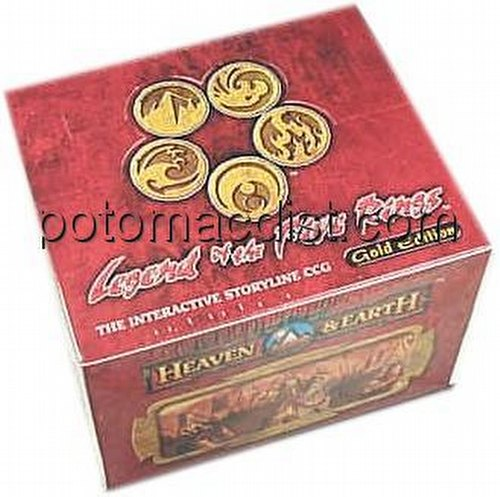 Legend of the Five Rings [L5R] CCG: Heaven & Earth Booster Box