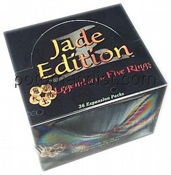 Legend of the Five Rings [L5R] CCG: Jade Booster Box
