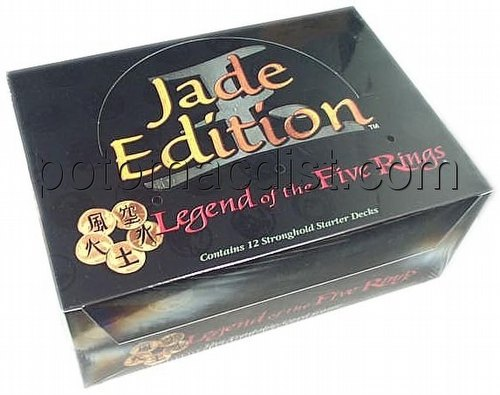Legend of the Five Rings [L5R] CCG: Jade Starter Box