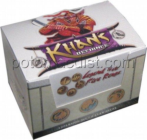 Legend of the Five Rings [L5R] CCG: Khan
