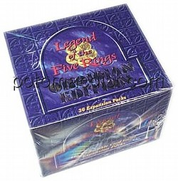 Legend of the Five Rings [L5R] CCG: Obsidian Booster Box