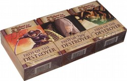 Legend of the Five Rings [L5R] CCG: Path of the Destroyer Starter Deck Set [Scorp., Spider, Unicorn]
