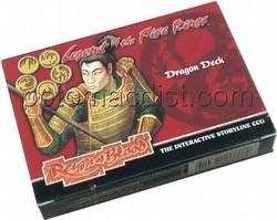 Legend of the Five Rings [L5R] CCG: Reign of Blood Dragon Starter Deck