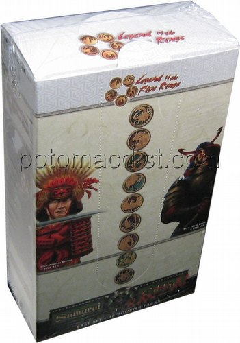 Legend of the Five Rings [L5R] CCG: Samurai Edition: Banzai Booster Box