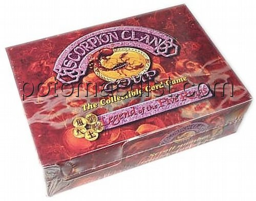 Legend of the Five Rings [L5R] CCG: Scorpion Clan Series 1 Combo Box