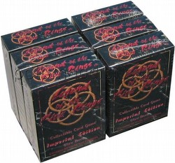 Legend of the Five Rings [L5R] CCG: Imperial Edition Starter Deck Set [1 of each clan]