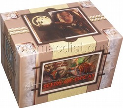 Legend of the Five Rings [L5R] CCG: Seeds of Decay Starter Deck Box