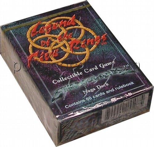 Legend of the Five Rings [L5R] CCG: Shadowlands Naga Starter Deck