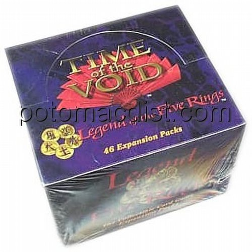 Legend of the Five Rings [L5R] CCG: Time of the Void Booster Box