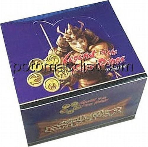 Legend of the Five Rings [L5R] CCG: Wrath of the Emperor Booster Box
