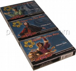 Legend of the Five Rings [L5R] CCG: Web of Lies Starter Deck Set [Mantis, Phoenix, Unicorn]