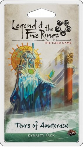 Legend of the Five Rings (L5R) LCG: Imperial Cycle - Tears of Amaterasu Dynasty Pack