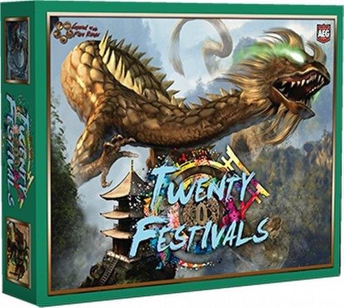 Legend of the Five Rings [L5R] CCG: Twenty Festivals Starter Deck Box