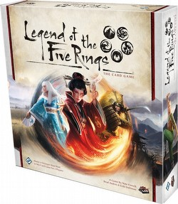 Legend of the Five Rings (L5R) Living Card Game: Core Set Box