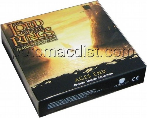 Lord of the Rings Trading Card Game: Ages End Set