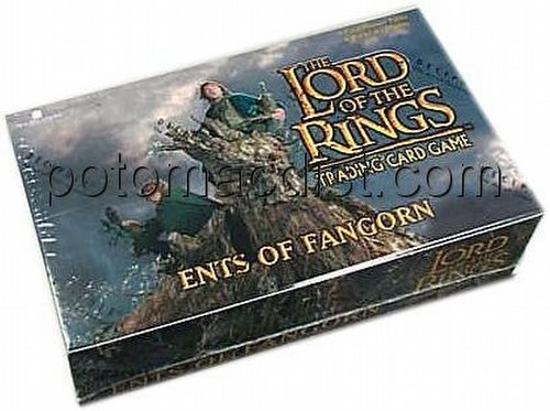 Lord of the Rings Trading Card Game: Ents of Fangorn Booster Box