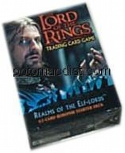 Lord of the Rings Trading Card Game: Realms of the Elf-Lords Boromir Deck