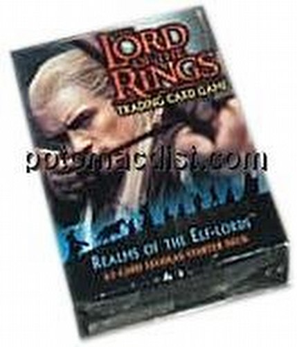 Lord of the Rings Trading Card Game: Realms of the Elf-Lords Legolas Deck