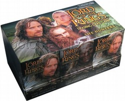 Lord of the Rings Trading Card Game: The Hunters Starter Deck Box