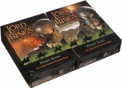 Lord of the Rings Trading Card Game: Mount Doom Starter Deck Set [Sam & Frodo decks]