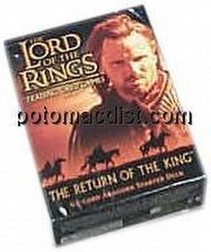 Lord of the Rings Trading Card Game: Return of the King Aragorn Starter Deck