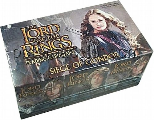 Lord of the Rings Trading Card Game: Siege of Gondor Starter Deck Box