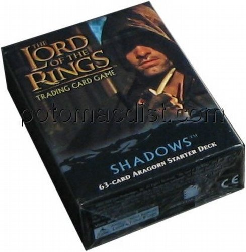 Lord of the Rings Trading Card Game: Shadows Araogrn Starter Deck