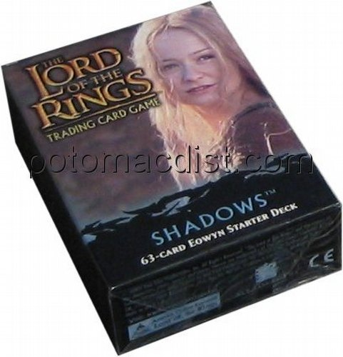 Lord of the Rings Trading Card Game: Shadows Eowyn Starter Deck