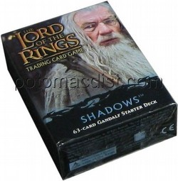 Lord of the Rings Trading Card Game: Shadows Gandalf Starter Deck