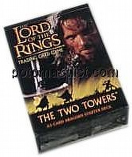 Lord of the Rings Trading Card Game: Two Towers Aragorn Starter Deck
