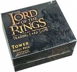 Lord of the Rings Trading Card Game: Two Towers Draft Pack Box