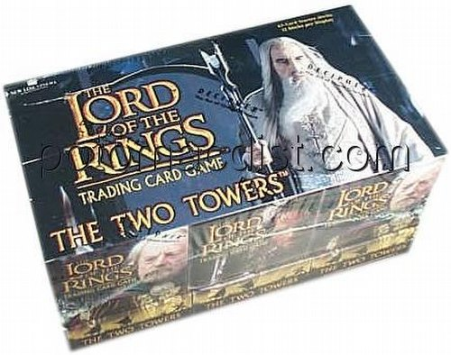 Lord of the Rings Trading Card Game: Two Towers Starter Deck Box