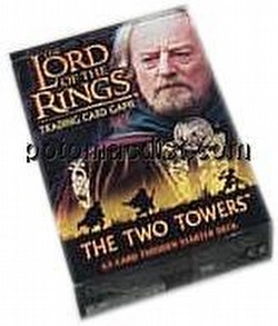 Lord of the Rings Trading Card Game: Two Towers Theoden Starter Deck