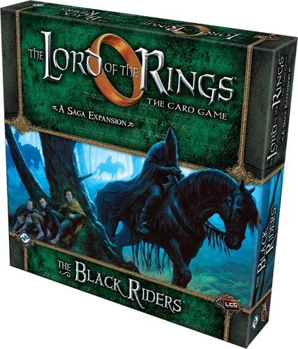 The Lord of the Rings Living Card Game [LCG]: The Black Rider Expansion Box