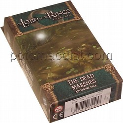 The Lord of the Rings LCG: Shadows of Mirkwood Cycle - The Dead Marshes Adventure Pack