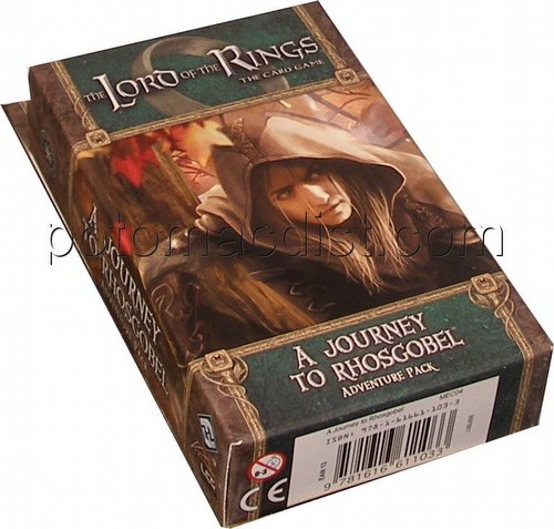 The Lord of the Rings LCG: Shadows of Mirkwood Cycle - A Journey to Rhosgobel Adventure Pack