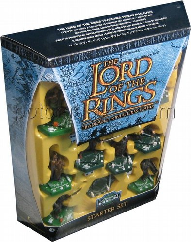 Lord of the Rings Miniatures Game [TMG]: Starter Set